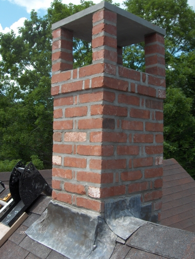 Chimney Construction in Massachusetts