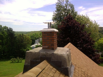 Chimney Rebuilding in Massachusetts